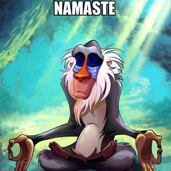 Namaste Meme 2